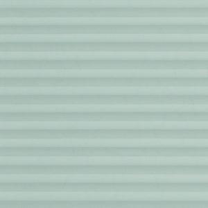 Плиссе Cara Crush Perlmutt Color 20514. Реальный образец.