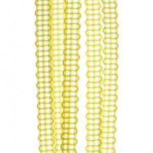Желтый. 3D модель в интерьере.